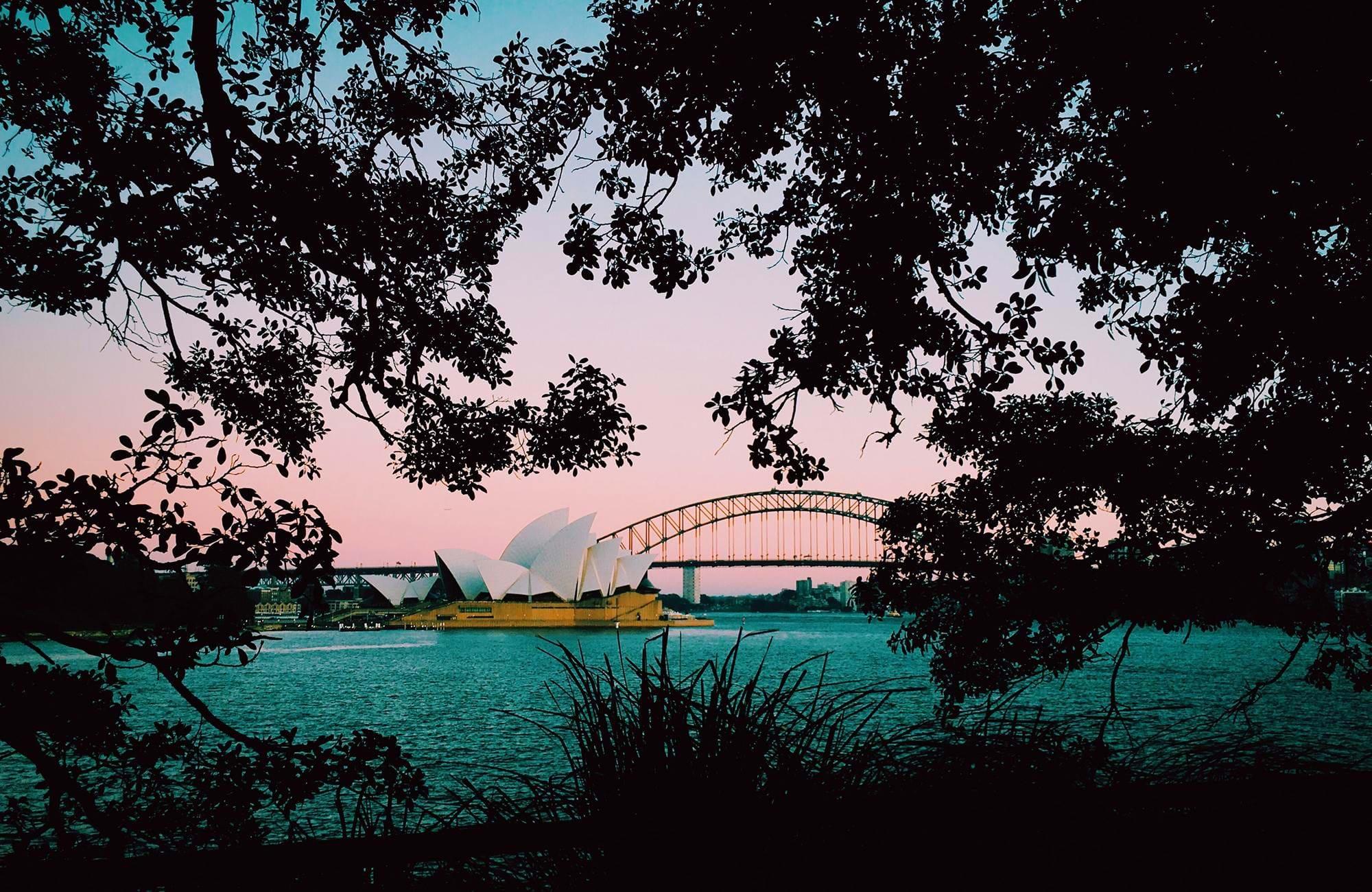 studera utomlands australien