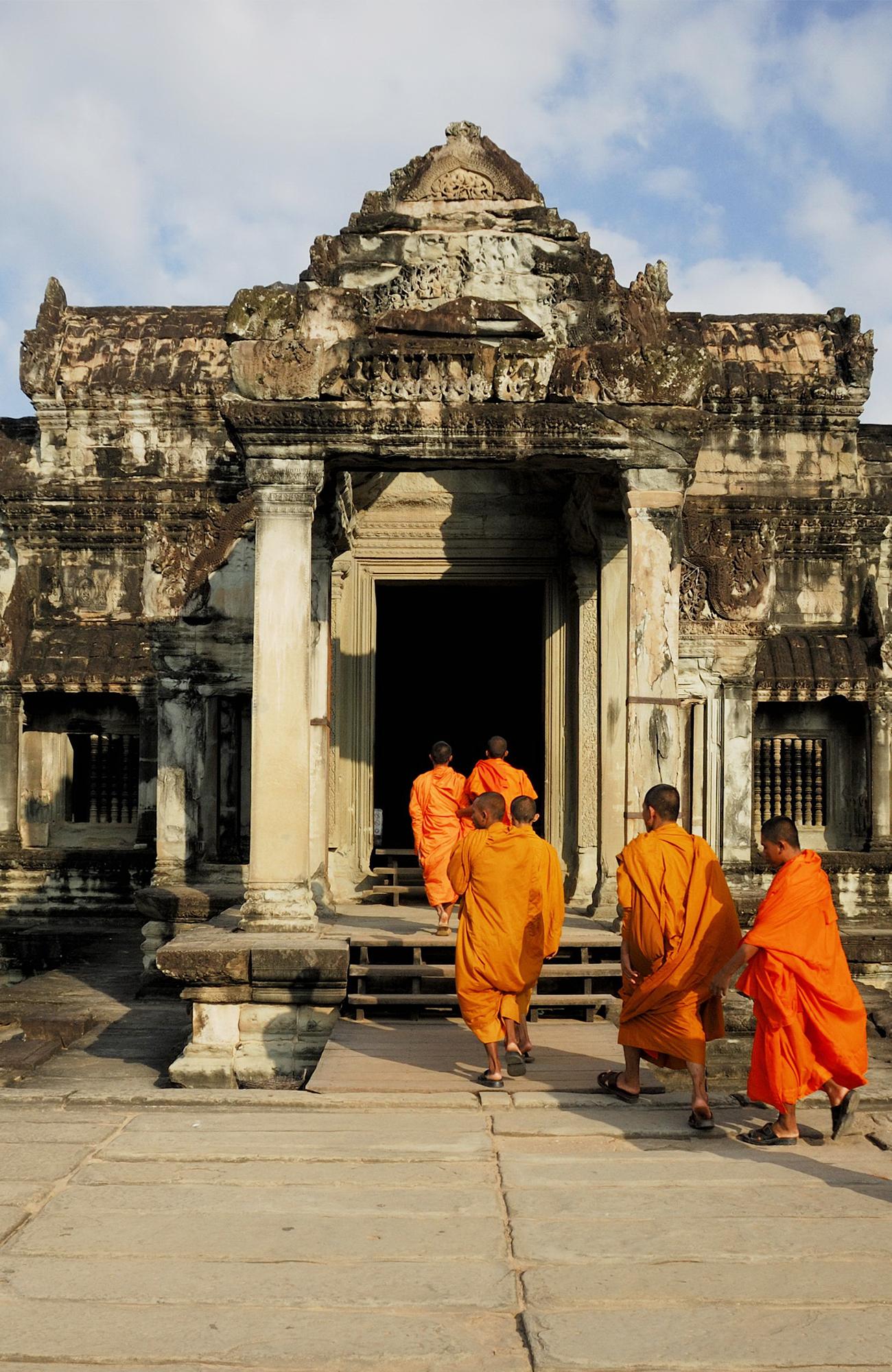 Resguide till kambodja