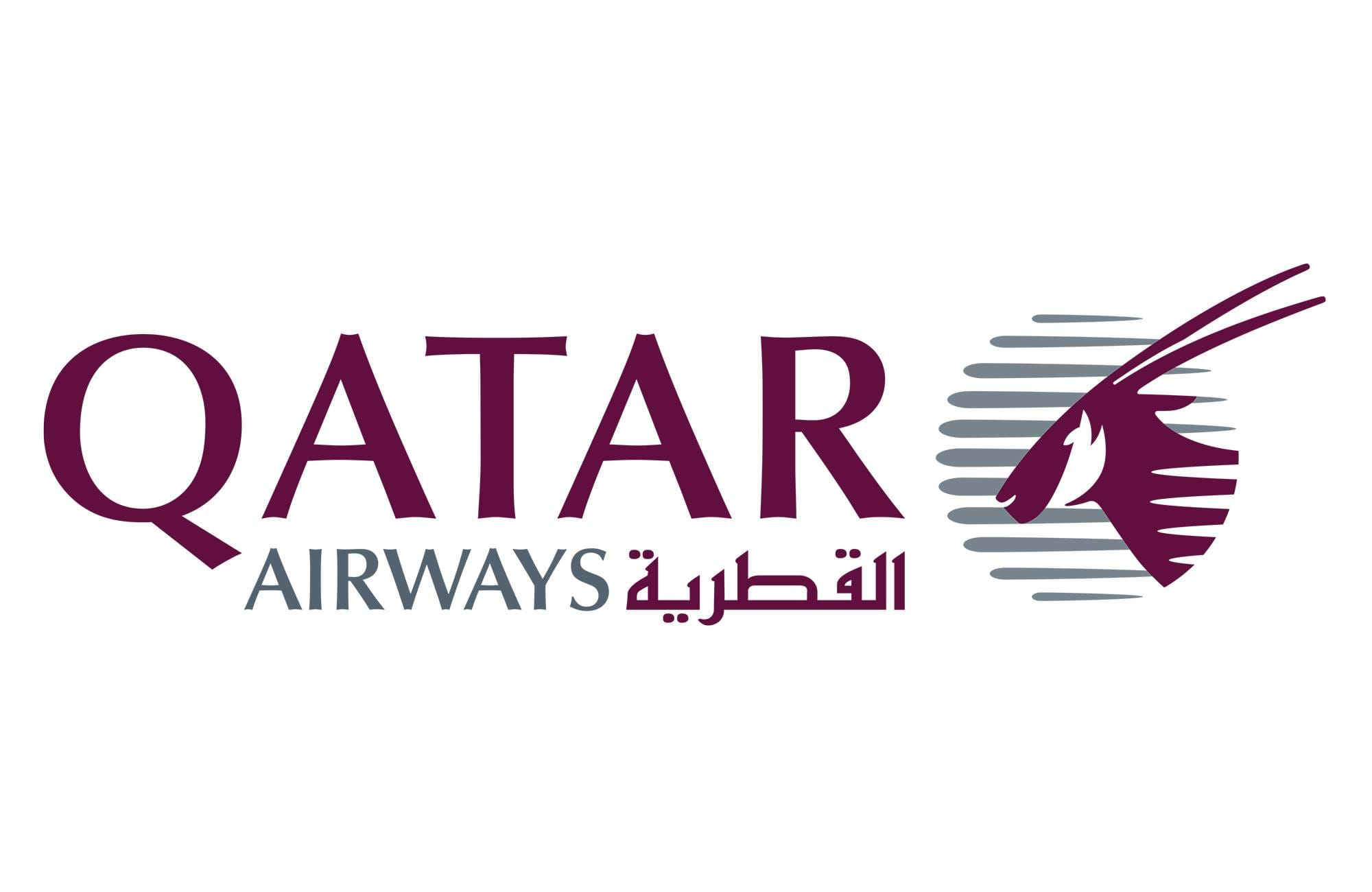 qatar airway logotyp