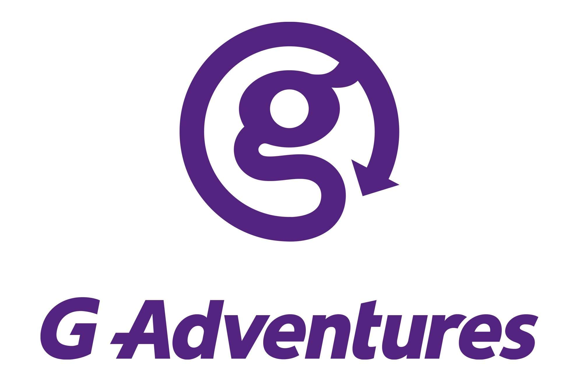 g adventures logotyp