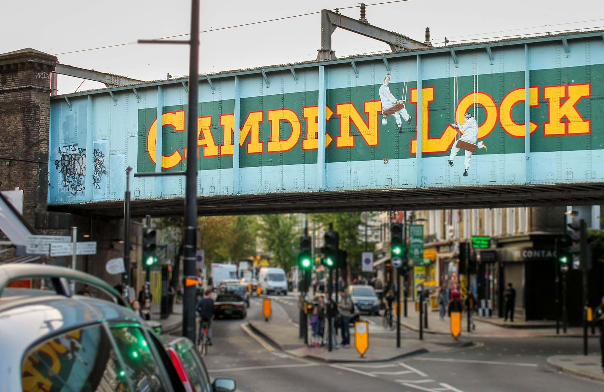 camden lock i london