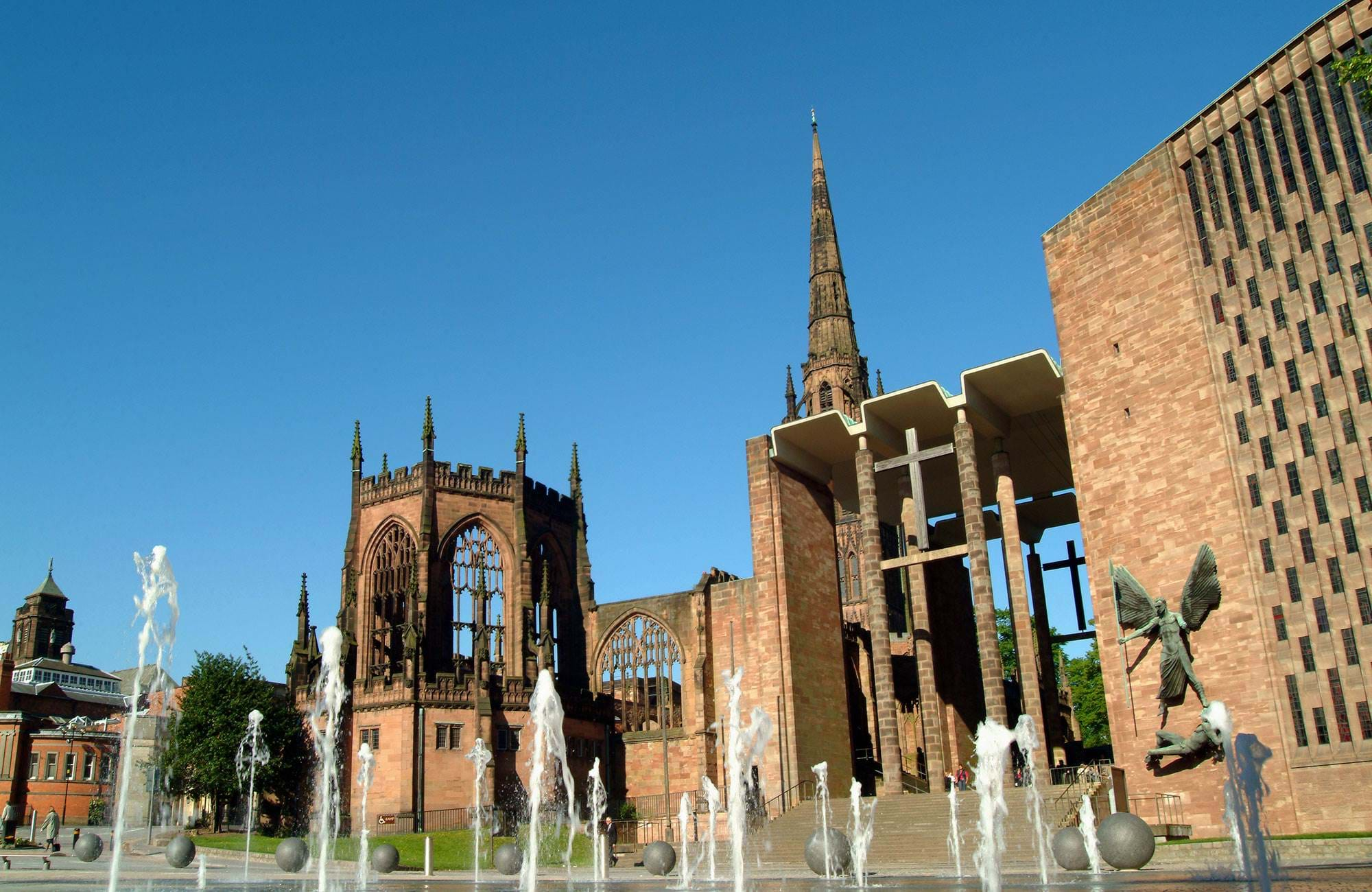 The City Of Coventry England