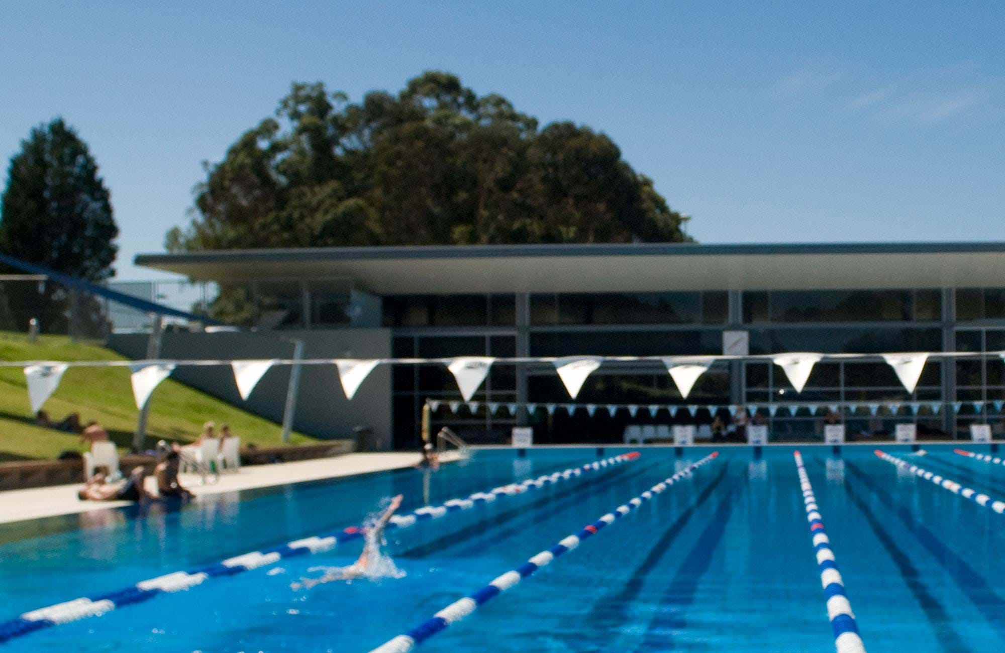 Macquarie University Swimmingpool