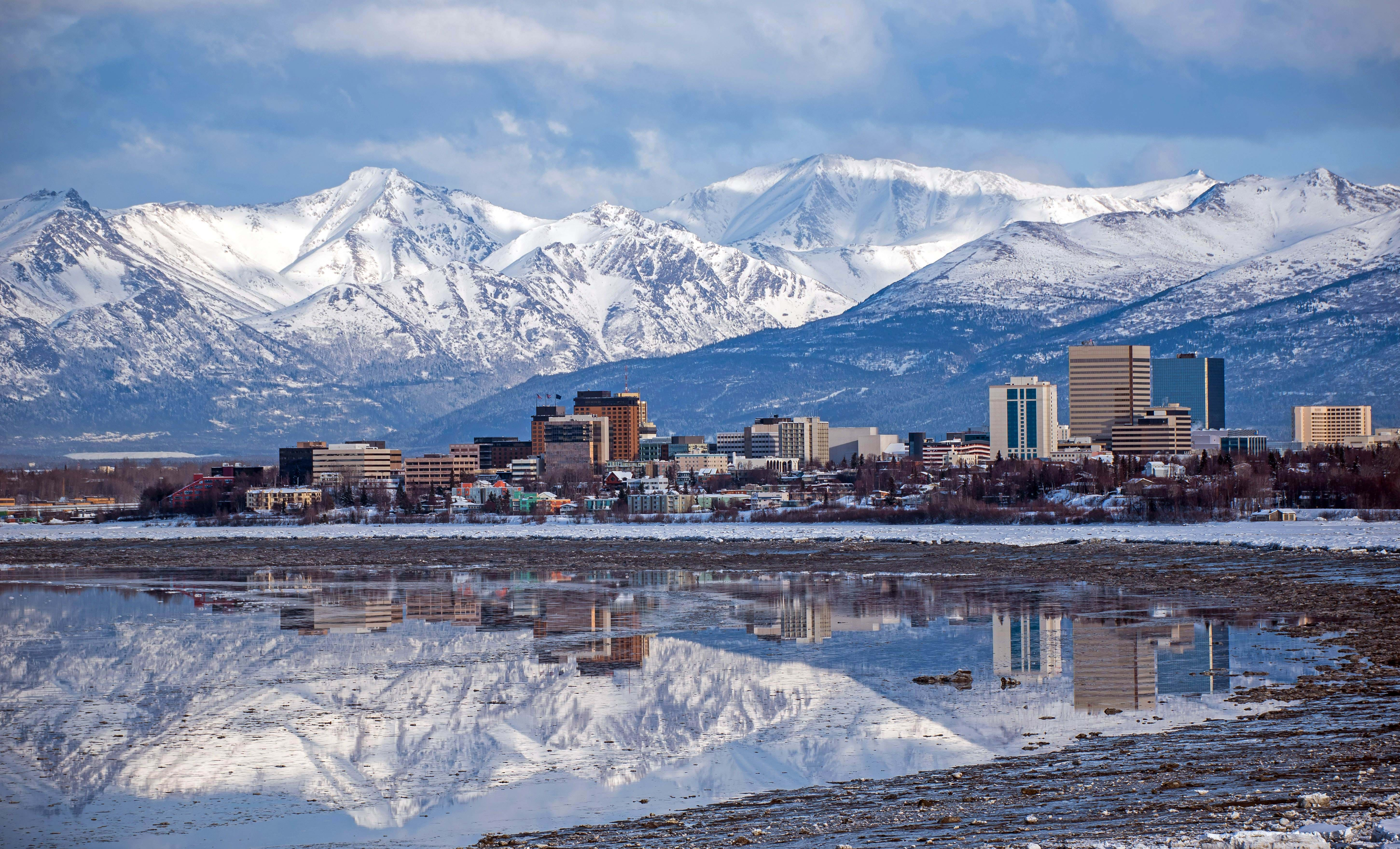 USA-Alaska-Anchorage
